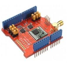 433 MHz Dragino LoRa Shield Long Range Wireless Transceiver for Arduino UNO Mega2560