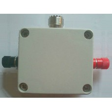 1-30 MHz Balun Kit NXO-100 Toroid ring configurable for 1:1 1:4 and 1:9 impedance ratio, with SO 239 connector (KIT)