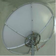 1.6m Prime Focus Satellite Dish