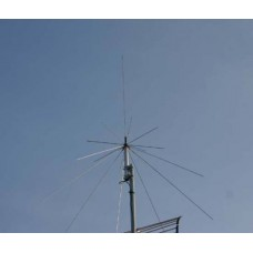 D130 25-1300mhz Super Discone Wide Band Base Antenna