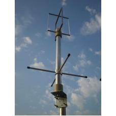 Base antenna LEO eggbeater 70cm 430-440 MHz RHCP