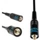 Dual Band VHF / UHF Antenna Nagoya NA771 SMA FM for Baofeng UV5RA (39CM long) 2.15 dB/3.0 dB