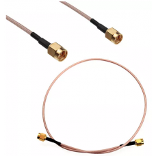SMA Male to SMA Male Pigtail cable 20cm RG316