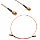 SMA Male to SMA Male Pigtail cable 50cm RG316