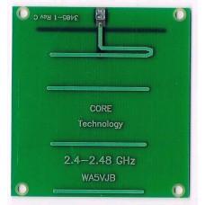 2400 MHz UHF Yagi Antenna / 2.4 GHz UHF Antenna