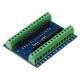 Terminal Adapter Board for the Arduino Nano V3.0 AVR ATMEGA328P-AU Module