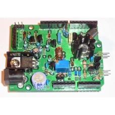 Arduino Sudden TX Shield G-QRP 2W (WSPR)
