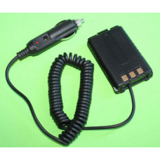 Car Charger Battery Eliminator for Baofeng Radio UV5R UV-5RA UV-5RB