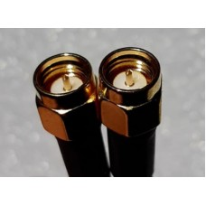 1.5M Coaxial cable assembly RG58 Ideal for QO-100