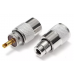 PL259 Male (Male UHF ) connector for RG8, RG213, LMR400, RG58