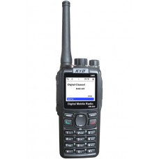 Kydera DM-880 DMR HT Transceiver (mototrbo) Compatible with the DMR repeaters in South Africa.
