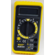 BM8320 Volt Amp Ohm Testing Digital Multimeter (DMM)(Yellow Gray)
