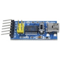 USB to Serial adapter module USB TO 232 Arduino download cable (chip FT232RL) (5V/3V)