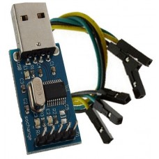 USB To RS232 TTL PL2303HX Auto Converter Module Converter Adapter 5V 3.3V