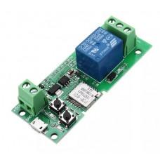 5V WiFi Remote Garage Door Opener Controller Work with Alexa & IFTTT Google home Wireless Remote Control Switch. (SONOFF)