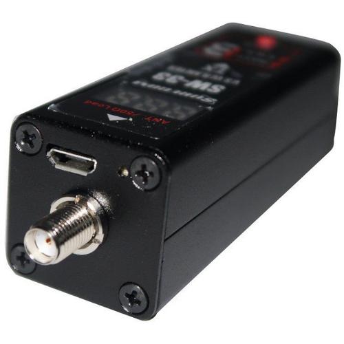 SURECOM SW-33 Mark II Mini Digital VHF UHF Radio Handheld