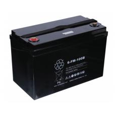 102 AH Battery 12V for Solar / Backup