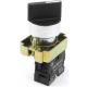 Switch 1 NO 1 NC  Two Positions Latching Switch 22mm Mount (600V 10A)