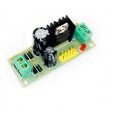 L7805 LM7805 Three Terminal Voltage Regulator Module with bridge.