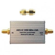 ADS-B Triple Filtered LNA (Bias Tee Powered) 1090Mhz