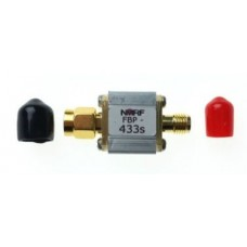 FBP-433s 433MHz telecontrol aero pattern aerial band pass filter, 433M, bandwidth 8MHz