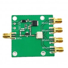 RF splitter One input to four output  7-15V Low Noise Amplifier LNA  10-1000MHz 16DB