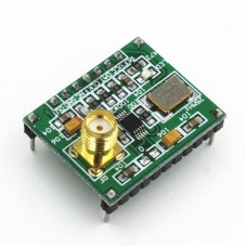 DDS AD9833 with 25Mhz Clock and SMA connector 2.3 to 5.5V