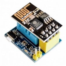 ESP8266 ESP-01 ESP-01S DHT11 Temperature Humidity Sensor Module Wifi Node Smart Home