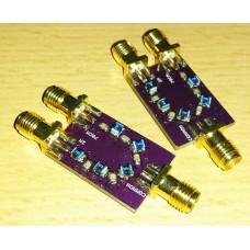 2m / 70cm Duplexer with SMA connectors