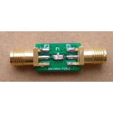 1.2GHz LPF low pass filter with SMA Connectors