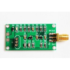 4 to 40MHz Passive crystal signal generator. (Crystal not included)