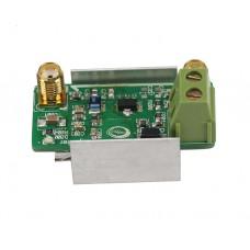 GHXAMP 433MHz Amplifier Wireless Communication RF Power Amplifier BLT53 6V 2W 33dbm SX1278 SI4432