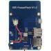 Raspberry Pi Power Pack Battery capacity: 3800mAH  1.8A