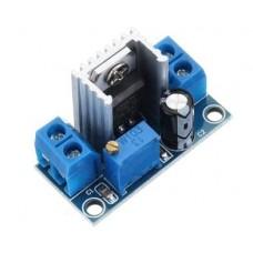 LM317 DC-DC step-down DC converter circuit board power supply module