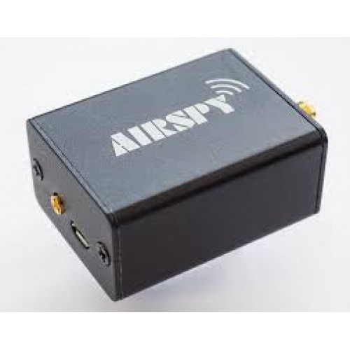 AIRSPY SDR 24MHz and 1 8GHz (12bit ADC @ 20 MSPS (80dB