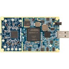 LimeSDR,SDR,Transceiver, USB, type A, Connector, 100 kHz – 3.8 GHz (12Bit)