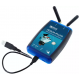 ADALM PLUTO SDR transceiver Active Learning Module (Analog Devices) 325 MHz to 3.8 GHz (12Bit)