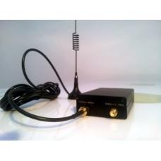 100KHz-1.7GHz UV HF RTL-SDR USB Tuner Receiver/ R820T+8232 + case + Antenna (Assembled) (8Bit ADC)