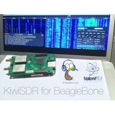 KiwiSDR Kit (GPS Antenna, Beagle,Enclosure and SD card) Plug and play (0 - 30Mhz SDR)