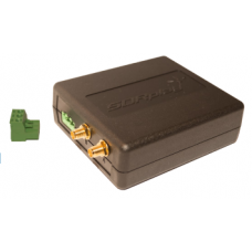 SDRplay RSP2 from 100KHz up to 2 GHz with 3 antenna ports