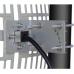 2.4 GHz 24 dBi WiFi Parabolic Grid Antenna for Eshal2 (QO-100 Satellite)