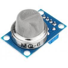 Gas detection module MQ-6 Liquefied Gas Isobutane Propane LPG Gas Sensor Module