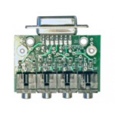 Delta 44 Sound cart Interface (SDR Interface card for M-Audio Delta 44)