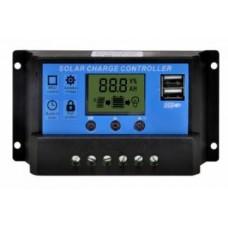 Solar regulator 30A 12V solar charge controller