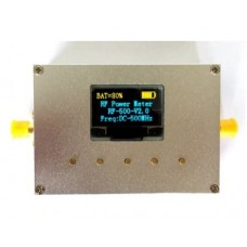 1PC RF power meter Power meter V2.0 RF power attenuation value can be set