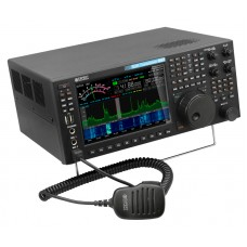MB1 Transceiver High-end SDR amateur radio 0.09 ... 65MHZ and  95 ... 148MHZ RF ADC resolution, bit