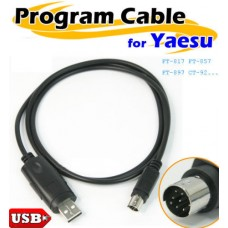 USB CAT cable for Yaesu FT-817 FT-857 FT-897