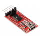FT232RL FTDI 3.3V 5.5V USB to TTL Serial Adapter Module.
