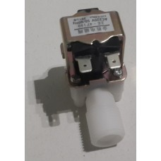 1/2 Inch N/C AC220V Electro Magnetic Solenoid Valve for Water and Air Inlet Flow (12.7mm)