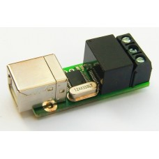 PUSBIO1R - Multifunction relays with USB interface